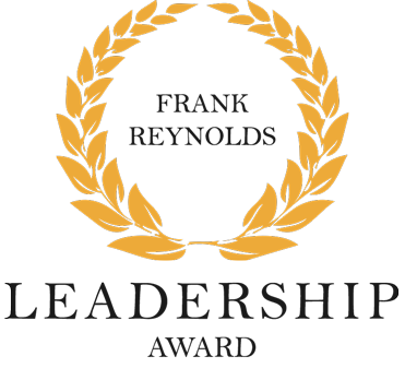Frank Reynolds Leadership Award